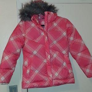 Like new Big Girls 10-12 Columbia Puffer jacket